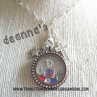 Origami owl business charms and trinkets page 2